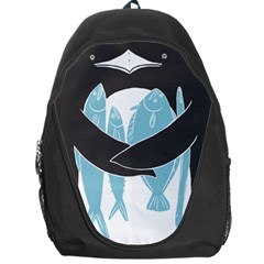 No Red Herrings Here Backpack Bag by Contest1883496