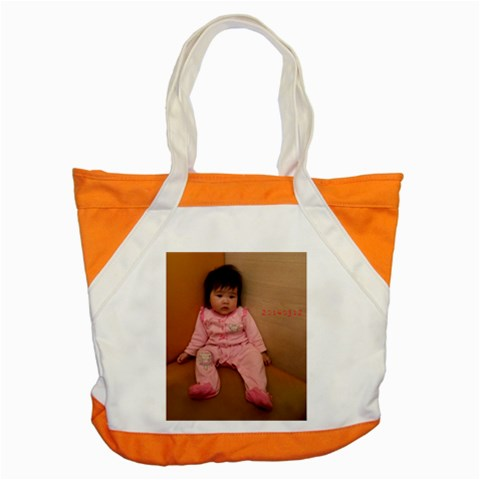 4m20d By Yu Ching Hsu   Accent Tote Bag   Vqj2a3onzerv   Www Artscow Com Front