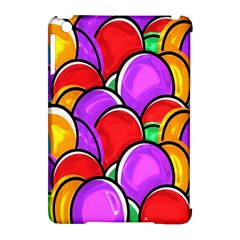 Colored Easter Eggs Apple Ipad Mini Hardshell Case (compatible With Smart Cover) by StuffOrSomething