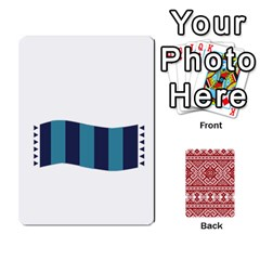 Study Card By Divad Brown   Playing Cards 54 Designs   199wp6ctrour   Www Artscow Com Front - Heart9