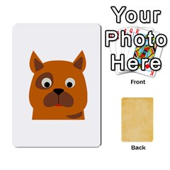 Study Card By Divad Brown   Playing Cards 54 Designs   Vhjlowwbh5l1   Www Artscow Com Front - Spade2