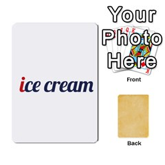 Ace Study Card By Divad Brown   Playing Cards 54 Designs   Vhjlowwbh5l1   Www Artscow Com Front - ClubA