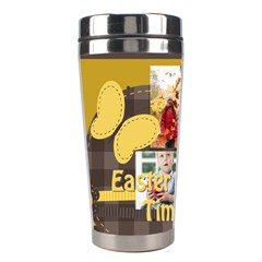 Easter By Easter   Stainless Steel Travel Tumbler   Ypw5rb1xnrxb   Www Artscow Com Left