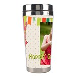easter - Stainless Steel Travel Tumbler