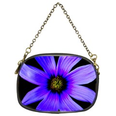 Purple Bloom Chain Purse (two Sided)  by BeachBum