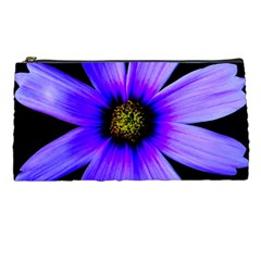 Purple Bloom Pencil Case by BeachBum