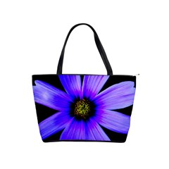 Purple Bloom Large Shoulder Bag by BeachBum