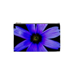 Purple Bloom Cosmetic Bag (small) by BeachBum