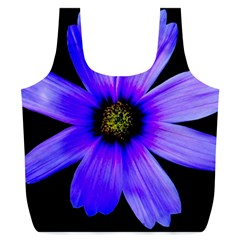 Purple Bloom Reusable Bag (xl) by BeachBum