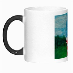 Painted Flag Big Foot Aust Morph Mug by creationtruth