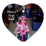 Olivia - Ornament (Heart)