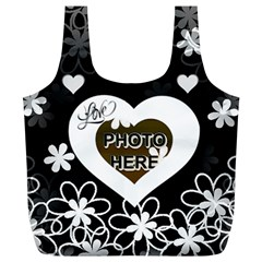 Love Full Print Recycle Bag, Xl By Joy Johns   Full Print Recycle Bag (xl)   Apcdjno4h4g0   Www Artscow Com Front
