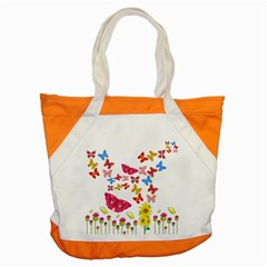 Butterfly Beauty Accent Tote Bag by StuffOrSomething