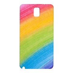 Acrylic Rainbow Samsung Galaxy Note 3 N9005 Hardshell Back Case