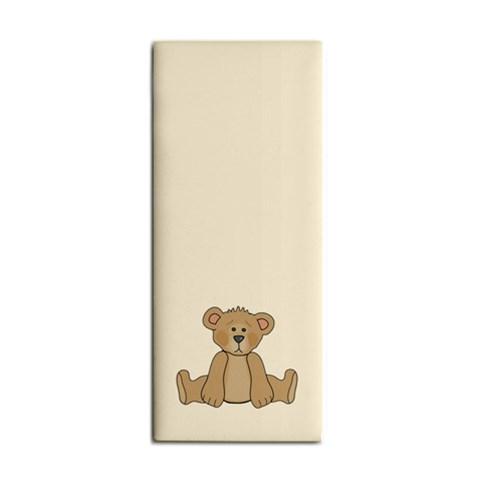Teddy Bear By J M  Raymond   Hand Towel   St3e2611od0l   Www Artscow Com Front