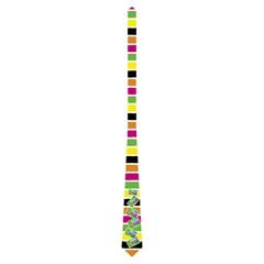 Camp Tie By Basya Brecher   Necktie (two Side)   0nbwtsv08wcg   Www Artscow Com Front