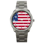 USA - Sport Metal Watch