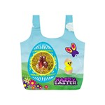 Easter small recyle bag - Full Print Recycle Bag (S)