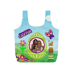 Easter Small Recyle Bag By Joy Johns   Full Print Recycle Bag (s)   P39s4h4kss93   Www Artscow Com Back