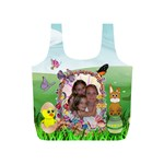 Easter small recyle bag, #2 - Full Print Recycle Bag (S)