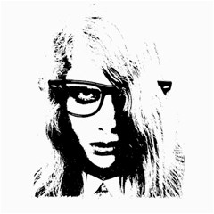 Hipster Zombie Girl Canvas 20  X 20  (unframed) by chivieridesigns