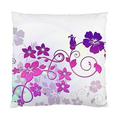 Floral Garden Cushion Case (single Sided)  by Colorfulart23