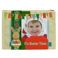 Easter By Easter   Cosmetic Bag (xxl)   A55g00bfvnsf   Www Artscow Com Back