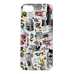 Medieval Mash Up Apple Iphone 5s Hardshell Case by StuffOrSomething
