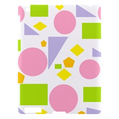 Spring Geometrics Apple Ipad 3/4 Hardshell Case by StuffOrSomething