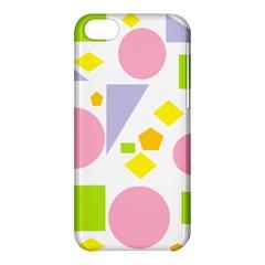 Spring Geometrics Apple Iphone 5c Hardshell Case by StuffOrSomething