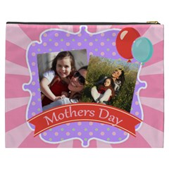 Mothers Day By Mom   Cosmetic Bag (xxxl)   Zrf69rc3qsb8   Www Artscow Com Back