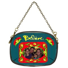 Believe Chain Purse By Joy Johns   Chain Purse (two Sides)   473dt47dvoi8   Www Artscow Com Back