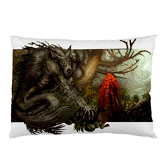 RED HOOD Pillow Case (Two Sides) by Contest1741083