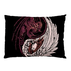 Yin Yang Pillow Case (Two Sides) by Contest1736614