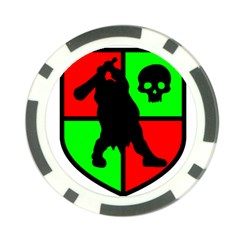 Angry Ogre Games Logo Poker Chip by AngryOgreGames