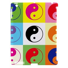 Ying Yang   Apple Ipad 3/4 Hardshell Case (compatible With Smart Cover) by Siebenhuehner