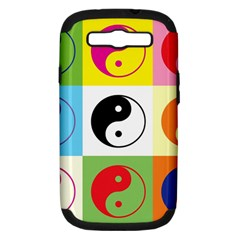 Ying Yang   Samsung Galaxy S Iii Hardshell Case (pc+silicone) by Siebenhuehner