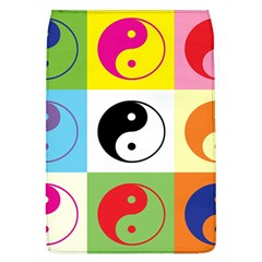 Ying Yang   Removable Flap Cover (large) by Siebenhuehner
