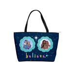 Believe classic shoulder bag, #2 - Classic Shoulder Handbag