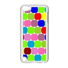 Color Apple Ipod Touch 5 Case (white) by Siebenhuehner