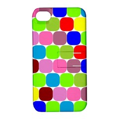 Color Apple Iphone 4/4s Hardshell Case With Stand by Siebenhuehner