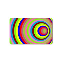 Color Magnet (name Card) by Siebenhuehner