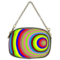 Color Chain Purse (two Sided)  by Siebenhuehner