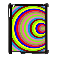 Color Apple Ipad 3/4 Case (black) by Siebenhuehner