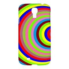 Color Samsung Galaxy S4 I9500/i9505 Hardshell Case by Siebenhuehner