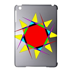 Star Apple Ipad Mini Hardshell Case (compatible With Smart Cover) by Siebenhuehner