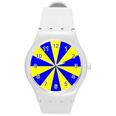 Pattern Plastic Sport Watch (medium) by Siebenhuehner