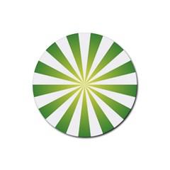 Pattern Drink Coasters 4 Pack (round) by Siebenhuehner
