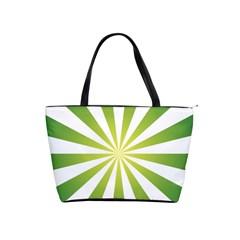 Pattern Large Shoulder Bag by Siebenhuehner