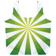 Pattern Reusable Bag (xl) by Siebenhuehner